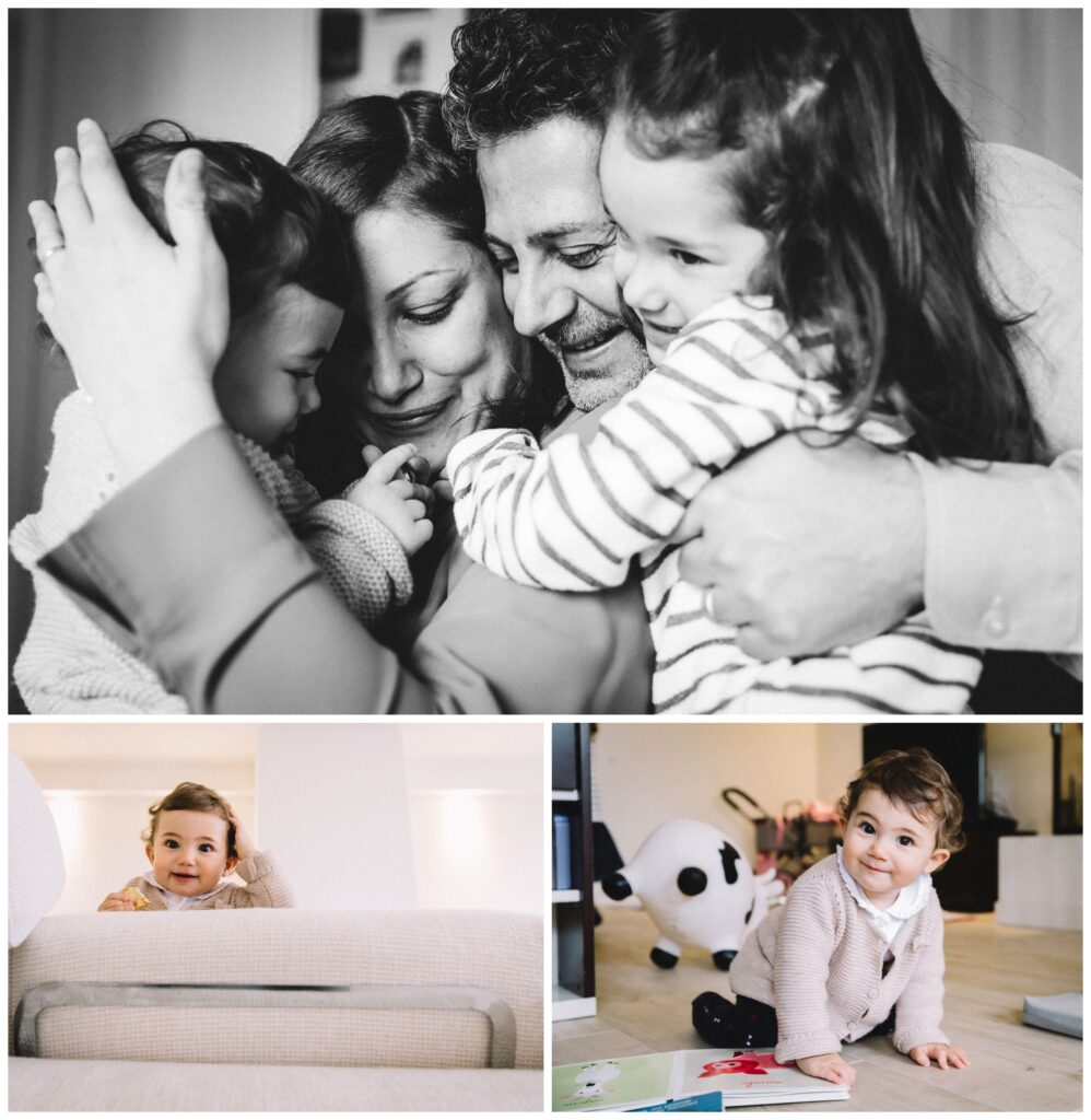 foto documentarie di famiglia